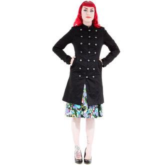 manteau pour femmes printemps-automne HEARTS AND ROSES - Balmain Military