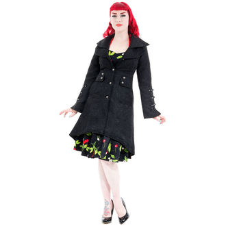 manteau pour femmes printemps-automne HEARTS AND ROSES - Marcella Brocade, HEARTS AND ROSES