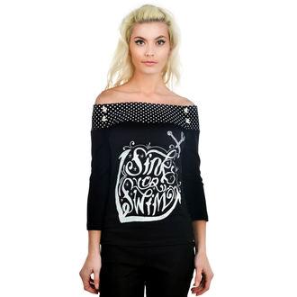 tee-shirt gothic et punk pour femmes - Cloud 9 Sailor - TOO FAST, TOO FAST