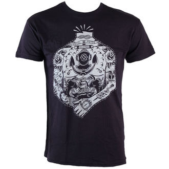 tee-shirt gothic et punk pour hommes - Headless Sailor - TOO FAST, TOO FAST