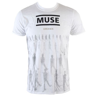 tee-shirt métal pour hommes Muse - Drones - LIVE NATION, LIVE NATION, Muse