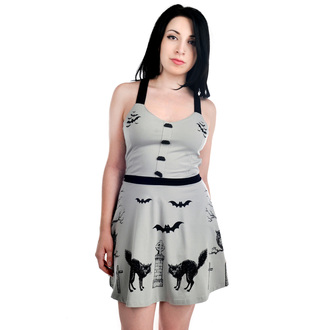 robe pour femmes TOO FAST - Graveyard, TOO FAST