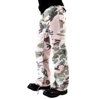 pantalon pour femmes ROTHCO - WMNS Vintage Paratrooper - Sub ROSE Camo, ROTHCO