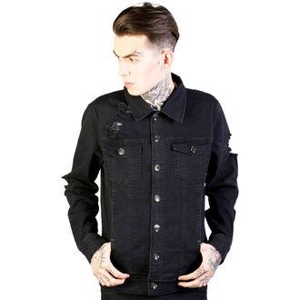 veste pour hommes printemps / automne DISTURBIA - Noir - Noire - DIS741