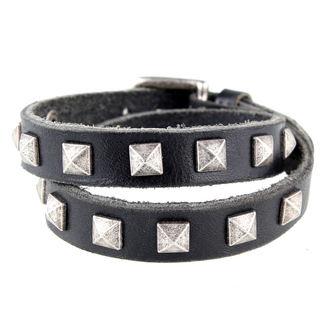 bracelet ETNOX - Studs & Leather, ETNOX