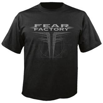tee-shirt métal pour hommes Fear Factory - GNXS - NUCLEAR BLAST, NUCLEAR BLAST, Fear Factory