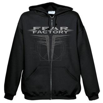 sweat-shirt avec capuche pour hommes Fear Factory - GNXS - NUCLEAR BLAST, NUCLEAR BLAST, Fear Factory