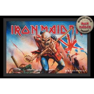 essuie-pieds Iron Maiden - Trooper - ROCKBITES, Rockbites, Iron Maiden
