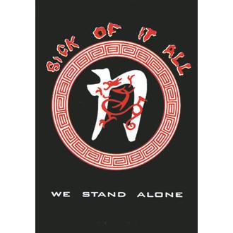 drapeau Sick of it All - HFL0110