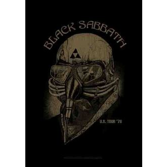 drapeau Black Sabbath - US Tour 78 - HFL1164