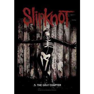 drapeau Slipknot - The Gris Chapter, HEART ROCK, Slipknot