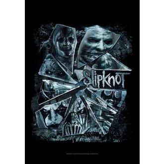 drapeau Slipknot - Broken Glass, HEART ROCK, Slipknot