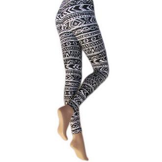 pantalon pour femmes (caleçons longs) collants - Aztec, LEGWEAR