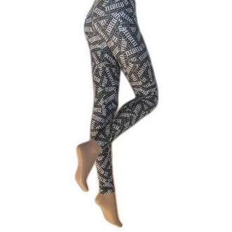 pantalon pour femmes (caleçons longs) collants - Parental Advisory, LEGWEAR