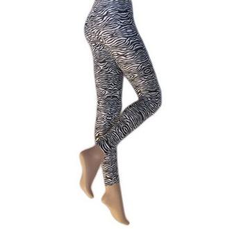 pantalon pour femmes (caleçons longs) collants - Zebra, LEGWEAR