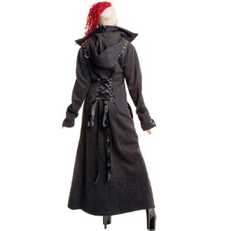 manteau pour femmes POIZEN INDUSTRIES - Raven - Black