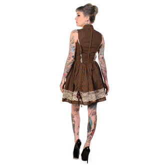 robe pour femmes BANNED - Brown, BANNED