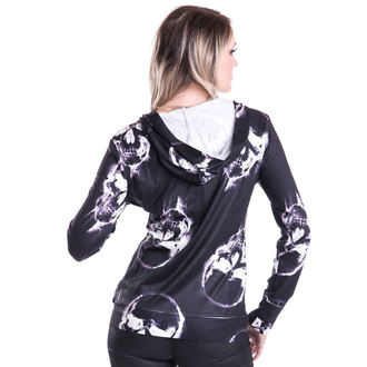 sweat-shirt avec capuche pour femmes - Skull Ink - INNOCENT LIFESTYLE, INNOCENT LIFESTYLE