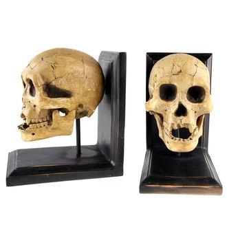 butoir pour livres Crânes, NNM