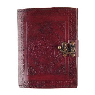 de notes carnet Pentagram Leather Journal