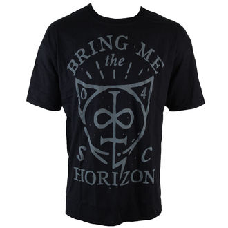 tee-shirt métal pour hommes Bring Me The Horizon - Hand Drawn Shield - ROCK OFF, ROCK OFF, Bring Me The Horizon