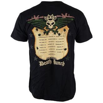 tee-shirt métal pour hommes Five Finger Death Punch - Warhead - ROCK OFF, ROCK OFF, Five Finger Death Punch