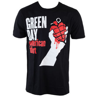tee-shirt métal pour hommes Green Day - American Idiot - ROCK OFF - GDTS12MB