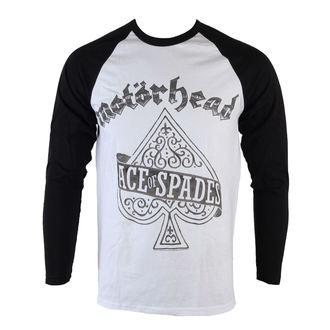 tee-shirt métal pour hommes Motörhead - Ace Of Spades - ROCK OFF - MHEADRL02MW