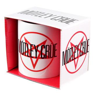 tasse Mötley Crüe - Shout At The Devil Logo - ROCK OFF, ROCK OFF, Mötley Crüe