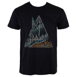 tee-shirt pour hommes Def Leppard - de pyramides - LIVE NATION, LIVE NATION, Def Leppard