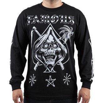 tee-shirt street pour hommes - Relax Reaper - FAMOUS STARS & STRAPS, FAMOUS STARS & STRAPS