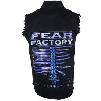 gilet pour hommes Fear Factory - Demanufacture - RAZAMATAZ, RAZAMATAZ, Fear Factory