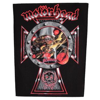 applique grand Motörhead - Bomber - RAZAMATAZ, RAZAMATAZ, Motörhead