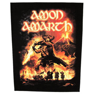 applique grand Amon Amarth - Surtur Rising - RAZAMATAZ, RAZAMATAZ, Amon Amarth