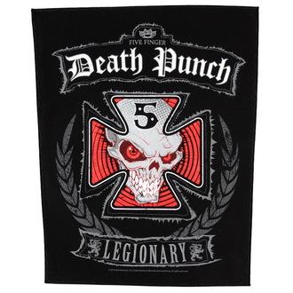 applique grand Five Finger Death Punch - Légionnaire - RAZAMATAZ - BP0986