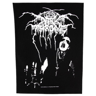 applique grand Darkthrone - Transilvanian Hunger - RAZAMATAZ, RAZAMATAZ, Darkthrone