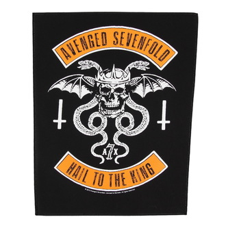applique grand Avenged Sevenfold - Biker - RAZAMATAZ, RAZAMATAZ, Avenged Sevenfold