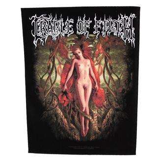 applique grand Cradle of Filth - Bizutage The Virginité - RAZAMATAZ, RAZAMATAZ, Cradle of Filth