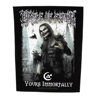 applique grand Cradle of Filth - Yours Immortally - RAZAMATAZ, RAZAMATAZ, Cradle of Filth