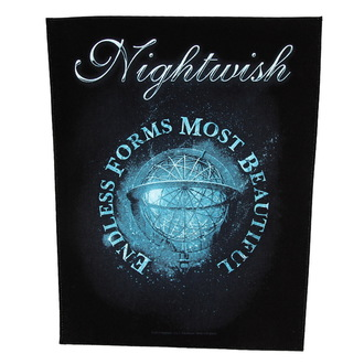 applique grand Nightwish - Endless Formulaires Sphere - RAZAMATAZ, RAZAMATAZ, Nightwish