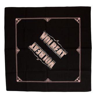écharpe Volbeat - Raven Logo - RAZAMATAZ, RAZAMATAZ, Volbeat