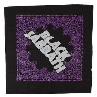écharpe Black Sabbath - Logo - RAZAMATAZ, RAZAMATAZ, Black Sabbath