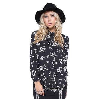 chemise pour femmes IRON FIST - Étourdi - Noire, IRON FIST