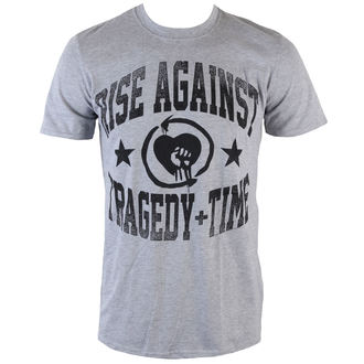 tee-shirt métal pour hommes Rise Against - Tragedy Time - PLASTIC HEAD, PLASTIC HEAD, Rise Against
