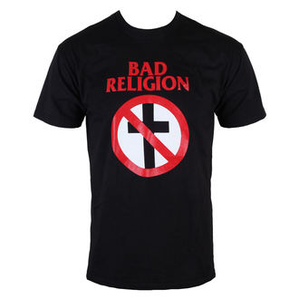 tee-shirt métal pour hommes Bad Religion - Cross Buster - KINGS ROAD, KINGS ROAD, Bad Religion