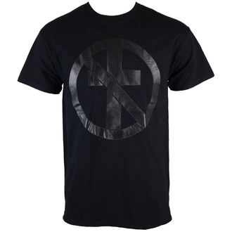 tee-shirt métal Bad Religion - Monochrome Crossbuster - KINGS ROAD, KINGS ROAD, Bad Religion