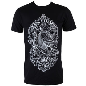 tee-shirt métal pour hommes Asking Alexandria - We Won't Surrender - PLASTIC HEAD