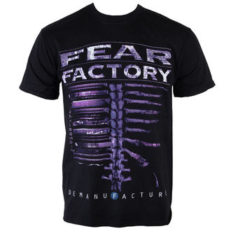tee-shirt métal pour hommes Fear Factory - Demanfacture - PLASTIC HEAD, PLASTIC HEAD, Fear Factory