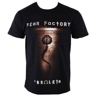 tee-shirt métal pour hommes Fear Factory - Obsolete - PLASTIC HEAD, PLASTIC HEAD, Fear Factory