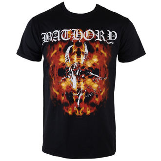 tee-shirt métal pour hommes Bathory - Fire Goat - PLASTIC HEAD, PLASTIC HEAD, Bathory